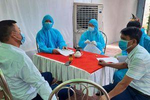 Có khách mời liên quan đến bệnh nhân Covid-19, một hộ ở Hiệp Hòa hoãn đám cưới
