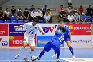 Sahako vô địch lượt đi VCK giải Futsal VĐQG 2021