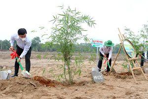 Phát động hưởng ứng Chương trình trồng 1 tỷ cây xanh 'Vì một Việt Nam xanh'