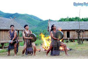 Tôn vinh giá trị Di sản văn hóa cồng chiêng Ba Tơ