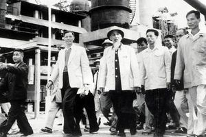 Chủ tịch Hồ Chí Minh và định hướng 'Xây dựng Thái Nguyên thành trung tâm kinh tế công nghiệp hiện đại'