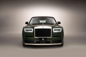 Rolls-Royce trình làng Phantom độc bản hợp tác với Hermès, lấy cảm hứng từ gốm sứ Nhật