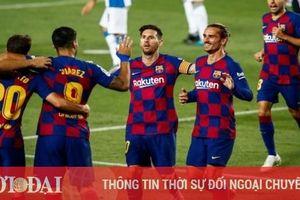Lịch thi đấu vòng 34 La Liga 2020/21: Barca hay Real soán vị trí số 1 Atletico?