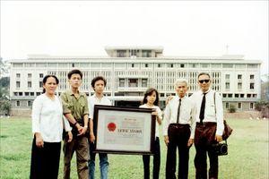 Thành phố Hồ Chí Minh: Người thổi hồn cho di tích Biệt động Sài Gòn