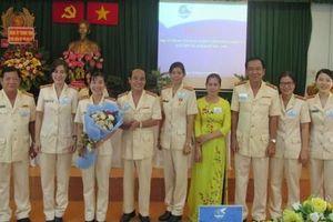 Hội Phụ nữ Trung tâm HL&BDNV Công an TPHCM với nhiều hoạt động thiết thực