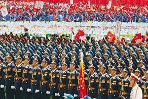 Vì độc lập, tự do, thống nhất, cháy lên khát vọng Việt Nam hùng cường
