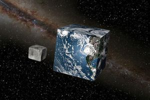 Góc giả tưởng: Sẽ ra sao nếu Trái Đất không là hình cầu mà trở thành hình vuông?