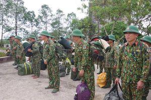Quảng Trị và Huế huy động hàng trăm cán bộ, chiến sĩ lên biên giới ngăn COVID-19