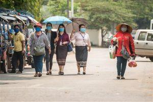 Lào bước vào 'đợt lây nhiễm lịch sử', Campuchia thêm 761 ca mắc COVID-19
