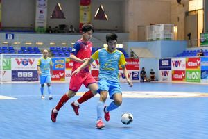 Futsal HDBank VĐQG 2021: Sahako vô địch lượt đi