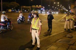 Thành phố Hồ Chí Minh: Quyết tâm ngăn chặn nạn đua xe trái phép