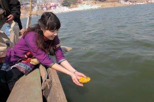 Nhà văn Di Li: 'Tôi luôn cầu nguyện cho Ấn Độ, đất nước mà tôi yêu mến'