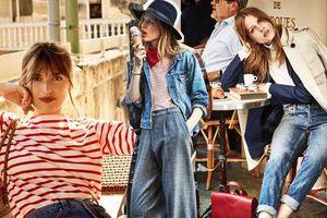 Những bí quyết tạo nên phong cách nhã nhặn và tinh tế của những cô gái Pháp