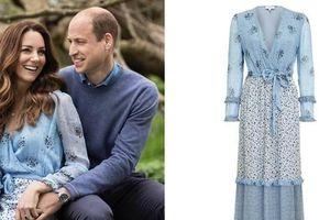 Nhiều lần được khen tiết kiệm nhưng sao Công nương Kate lại 'mất điểm' vì mẫu váy cũ này?