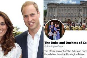 Vừa đăng video hạnh phúc, tại sao William - Kate lại tuyên bố tạm ngừng dùng mạng xã hội?