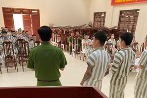 'Lối về' dành cho những phạm nhân biết ăn năn, cải tạo tốt