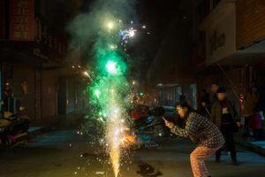 Người dân có được tự đốt pháo hoa trong dịp lễ?