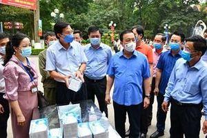 Phải bảo đảm an toàn tại các khu cách ly tập trung và điểm du lịch trên địa bàn Hà Nội