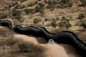 Lầu Năm Góc rút lại tiền xây tường biên giới của ông Trump