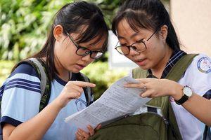 Học sinh Hà Nội lưu ý khu vực tuyển sinh lớp 10