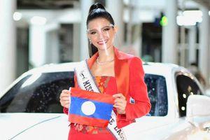 Dàn người đẹp sang Mỹ thi Miss Universe