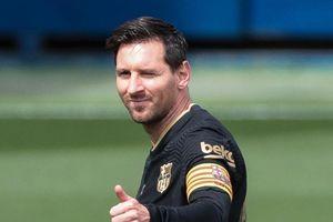 Messi sẵn sàng giảm lương ở Barca