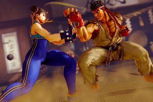 Ryu và Chun-Li trở thành siêu nhân trong Power Rangers