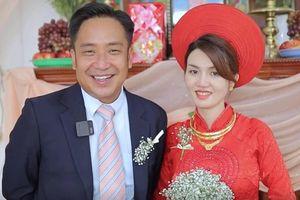 Lễ cưới của diễn viên Đình Hiếu ở Cà Mau