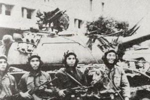 Chuyện anh hùng và bảo vật quốc gia của đại đội 4 xe tăng