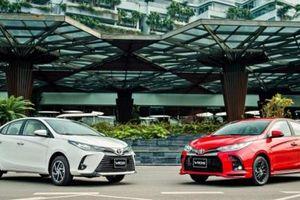 Toyota Vios thêm ưu đãi 'đấu' Hyundai Accent