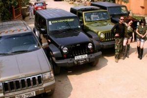 Jeep ở Việt Nam được biết đến chỉ là mẫu xe quân sự