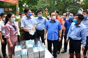 Hà Nội yêu cầu bảo đảm an toàn tại các khu cách ly tập trung
