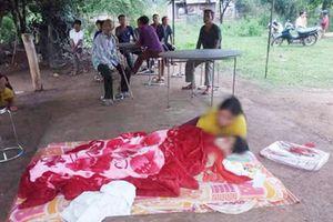 Một học sinh bị sét đánh tử vong ở Quảng Trị