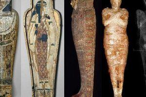 Lần đầu phát hiện 'xác ướp đôi', đứa bé được ướp ngay trong cơ thể mẹ