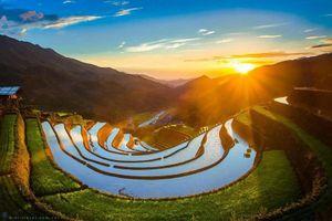 Rùng mình cung đèo Khau Phạ quanh co, dốc đứng nhất Việt Nam