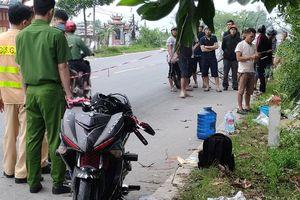 Nam Định: Bàng hoàng phát hiện thi thể dưới mương nước