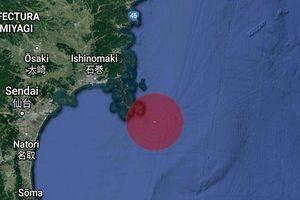 Hình ảnh Nhật Bản rung chuyển vì động đất mạnh