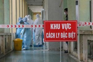 Chiều 1/5, Việt Nam có 14 ca mắc mới COVID-19, trong đó Hà Nam ghi nhận 3 ca