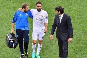 Real Madrid đại khủng hoảng hàng thủ