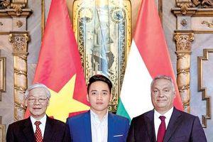 Chàng nghệ sĩ Opera Việt tỏa sáng trên đất Hungary