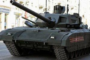 10 lý do buộc đối thủ phải khiếp sợ siêu tăng Armata của Nga