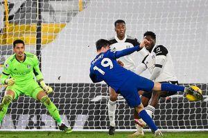 Trực tiếp Chelsea vs Fulham: Đẳng cấp chênh lệch