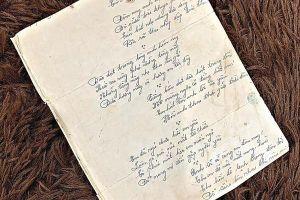 Bức thư tình thời chiến khiến giới trẻ xúc động, 'ghen tị' về độ lãng mạn