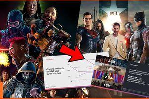 Mortal Kombat 'đắt khách' hơn cả Godzilla vs Kong, WW 1984 và Justice League