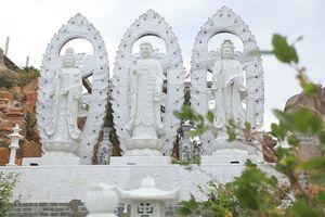 Trùng Sơn Tự: Ngôi chùa linh thiêng tọa sơn hướng hải tại Ninh Thuận