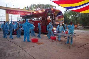 Việt Nam tiếp tục ghi nhận thêm 14 ca mắc mới COVID-19