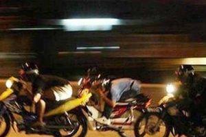Phát hiện, ngăn chặn các vụ tụ tập đua xe trái phép tại Vĩnh Long