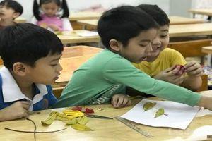 Đẩy mạnh hoạt động trải nghiệm cho học sinh