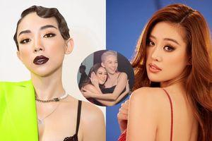 Tóc Tiên tiếp sức cho Khánh Vân với màn hô to 2 tiếng Việt Nam nhưng theo kiểu Miss Grand?