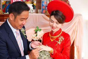 Nam diễn viên 'Cổng mặt trời' bất ngờ kết hôn ở tuổi 41, chật vật ngày đón dâu